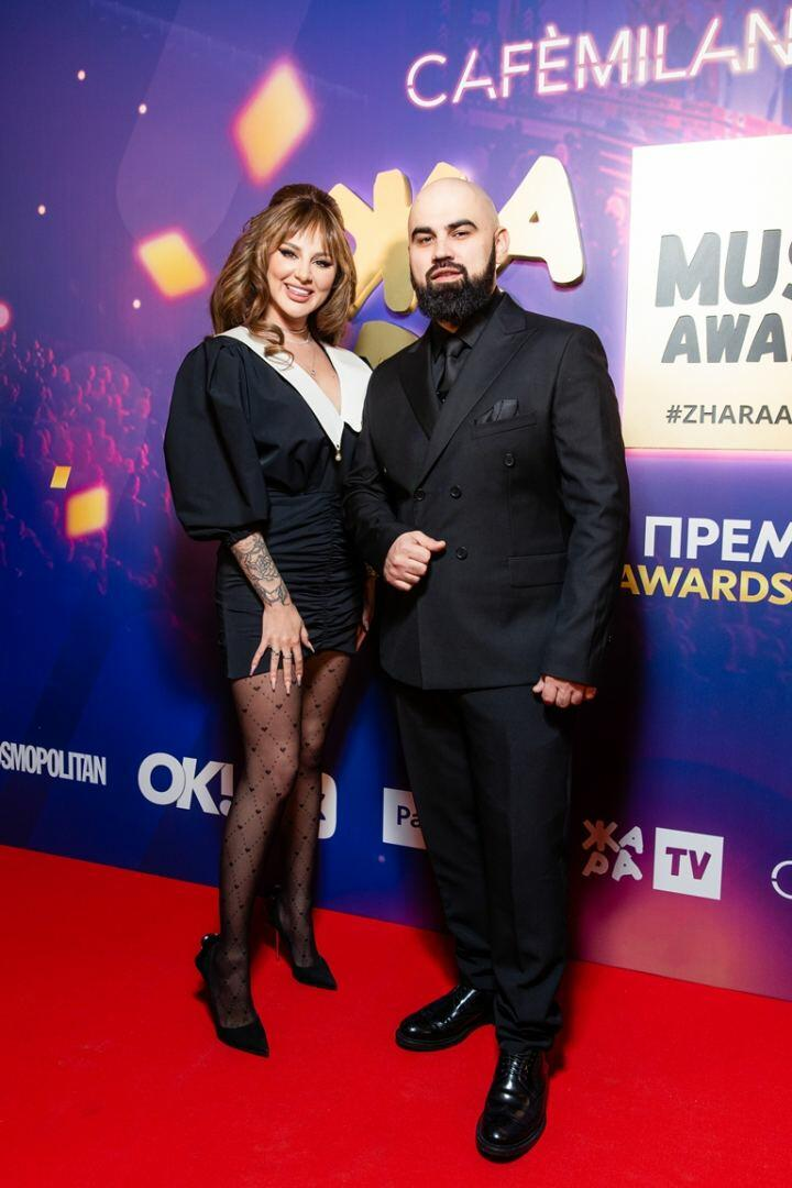 В Москве прошла pre-party музыкальной премии ЖАРА Music Awards