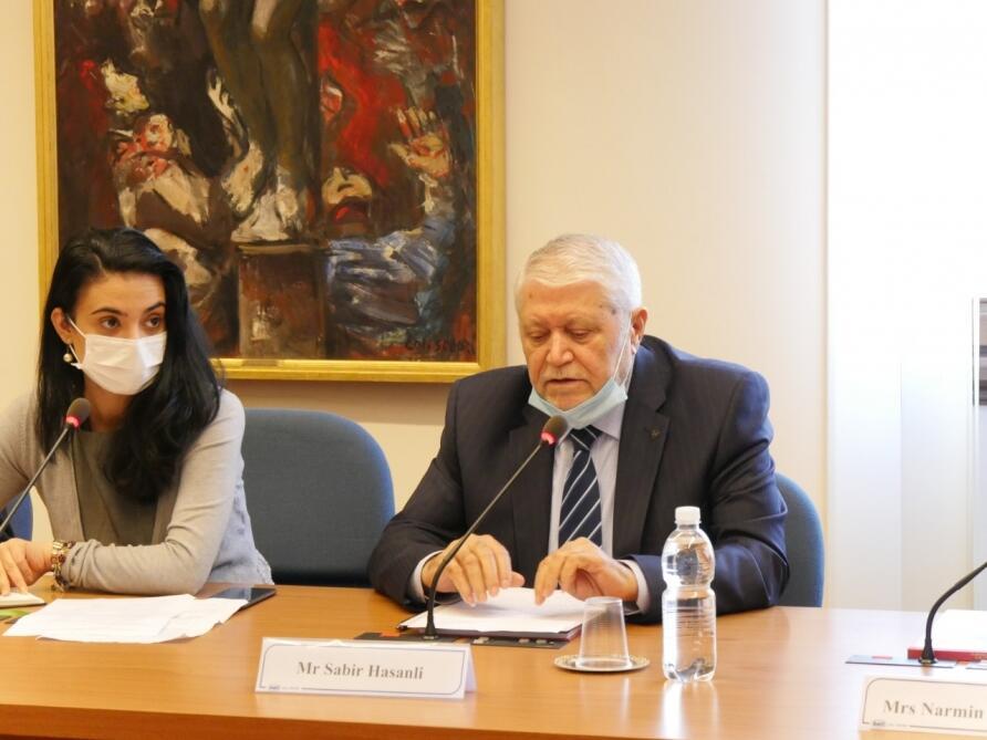 По инициативе Мехрибан Алиевой Фонд Гейдара Алиева вносит новый вклад в защиту мирового и религиозного наследия в Ватикане