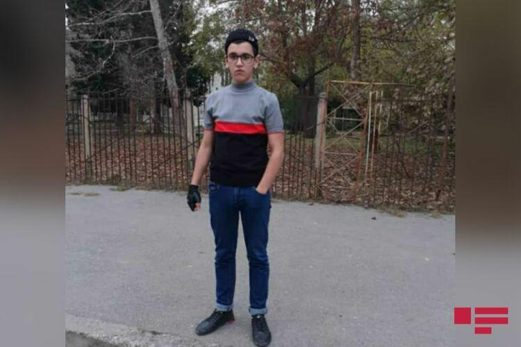 В Азербайджане пропал без вести ученик 10-го класса