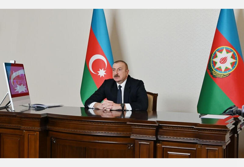 Президент Ильхам Алиев: За три года после VI съезда Партии «Ени Азербайджан» в жизни страны произошло много важных событий
