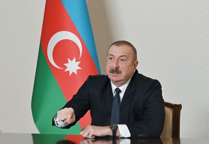 Президент Ильхам Алиев: В период тандема НФА-Мусават страна находилась в абсолютно неуправляемом состоянии