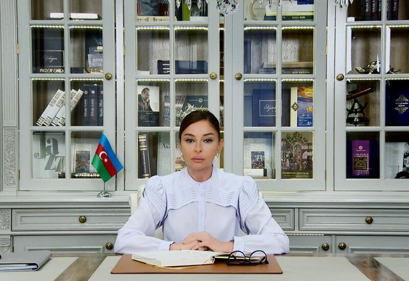 """Мехрибан Алиева назначена первым заместителем председателя партии """"Ени Азербайджан"""""""