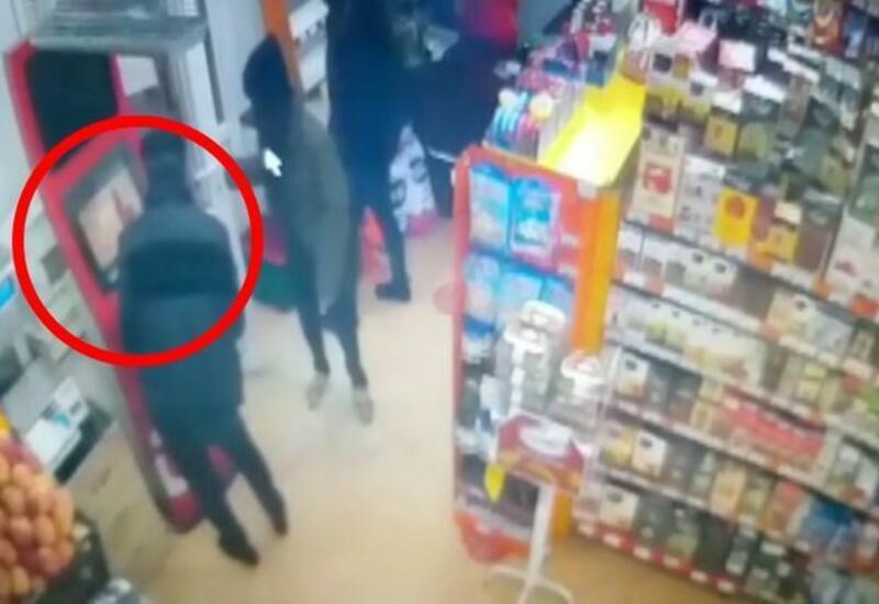 В Баку задержан грабитель