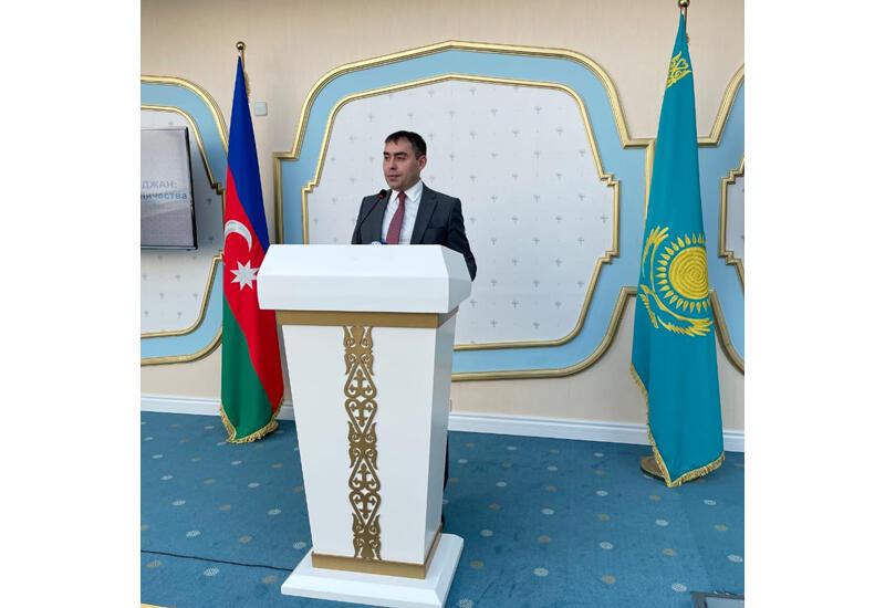 Проект Транскаспийской волоконно-оптической кабельной линии обсужден на мероприятии «Казахстан-Азербайджан: новые горизонты сотрудничества»