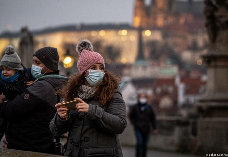 Массовое тестирование на коронавирус в чешских компаниях