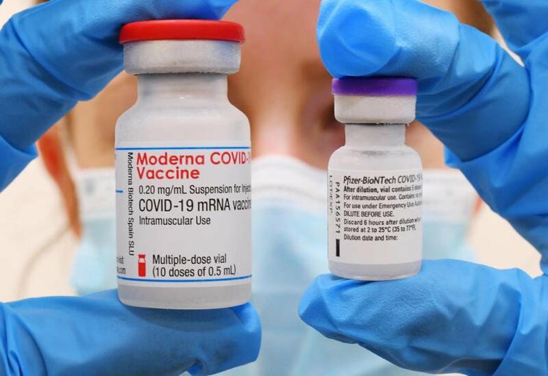 У вакцины Moderna обнаружили серьезный побочный эффект