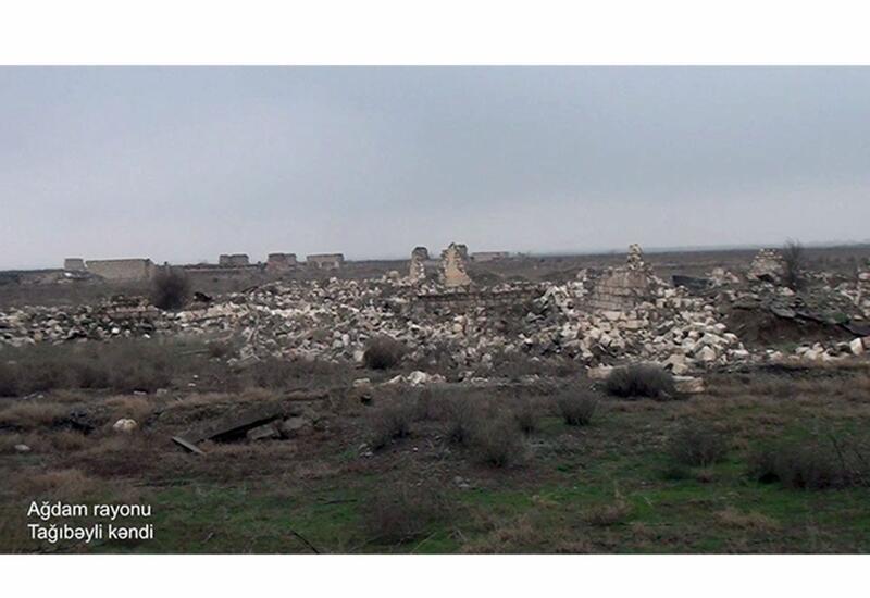 Село Тагибейли Агдамского района