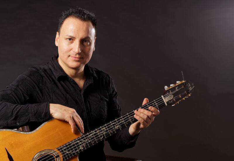 Заслуженный артист Азербайджана выступит в Санкт-Петербурге