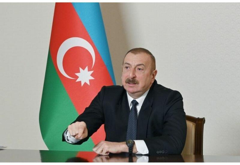 Президент Ильхам Алиев: Молодое поколение должно знать, какой ценой мы смогли сохранить независимость
