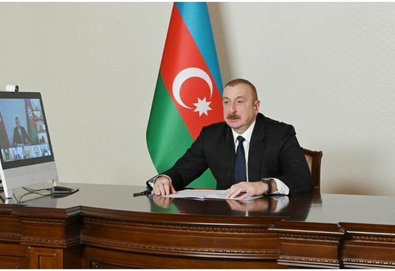 Президент Ильхам Алиев: Надо спланировать будущее страны так, чтобы обеспечить долгосрочное устойчивое развитие