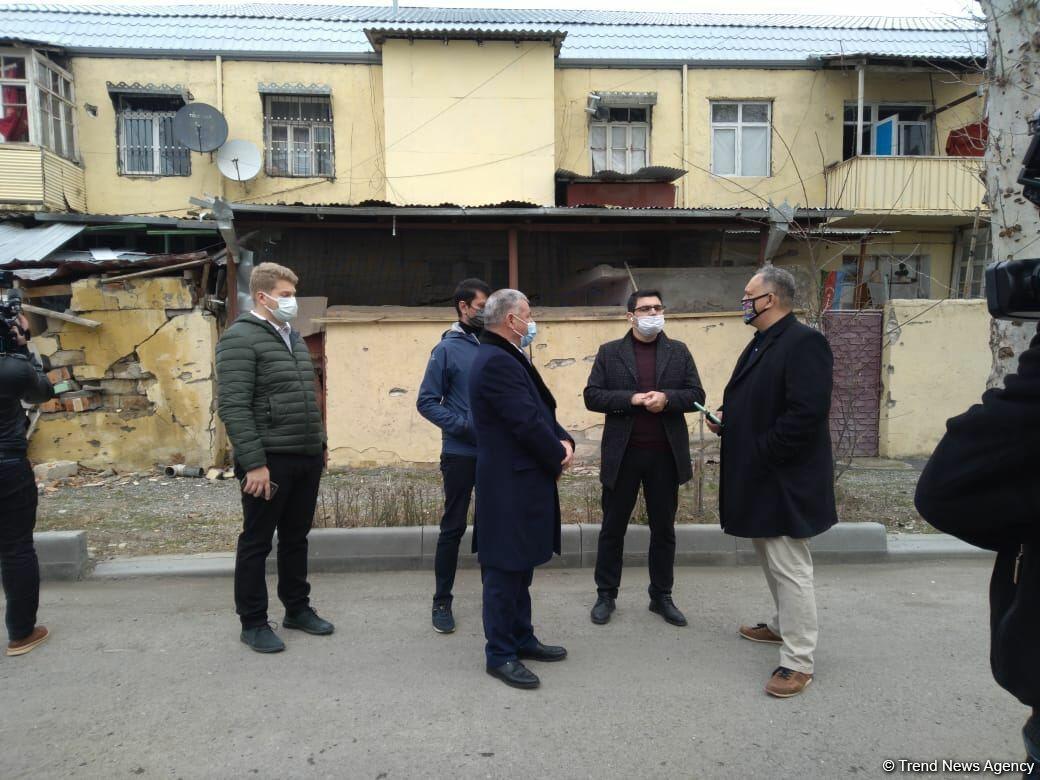 Американские эксперты увидели следы вандализма армян в Тертере