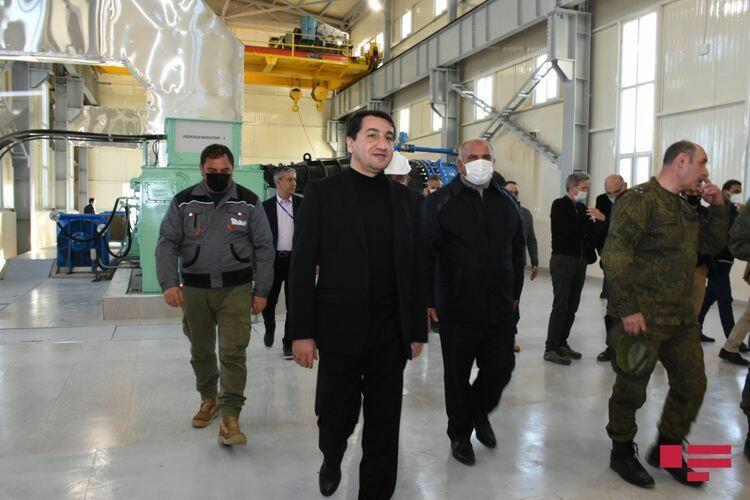 90% Карабаха будет обеспечено электроэнергией