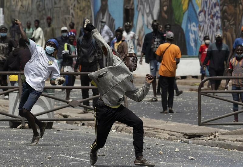 Акция протеста в Сенегале переросла в массовые беспорядки