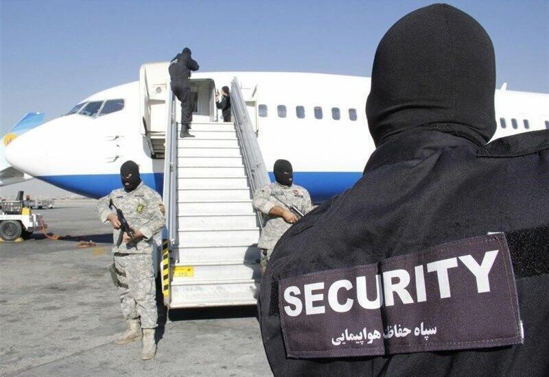 В Иране предотвратили угон самолета