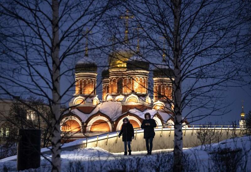Зимняя Москва: сокровищница для туриста