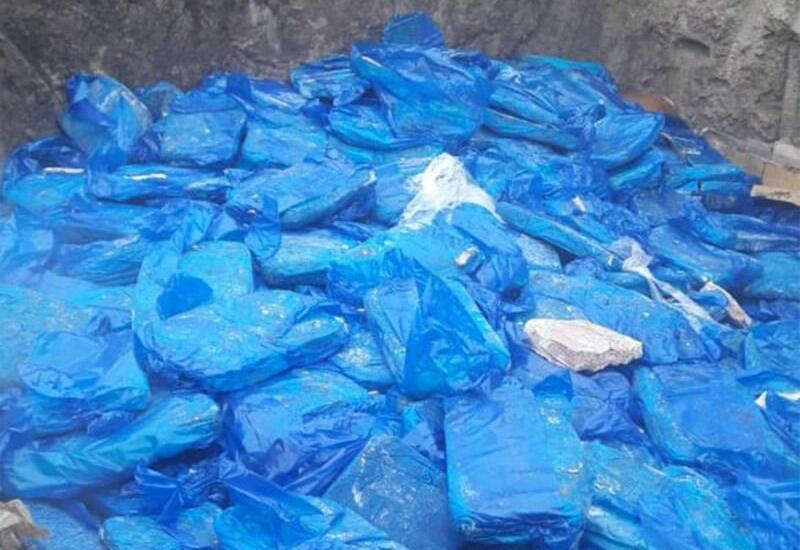 В Азербайджане уничтожили 24 тонны замороженного фарша