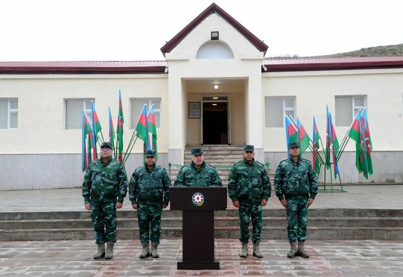 В Губадлы введены в строй Военный госпиталь и Инженерно-саперный центр ГПС Азербайджана