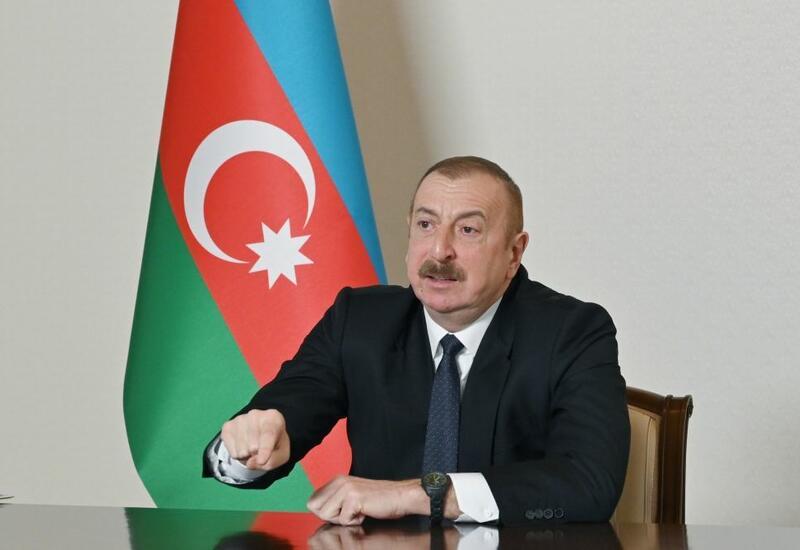 Президент Ильхам Алиев: Говорят, что мы освободили семь районов. Мы освободили более обширную территорию
