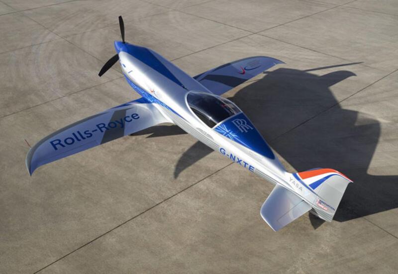 Самый быстрый электрический самолёт в мире прошел испытания