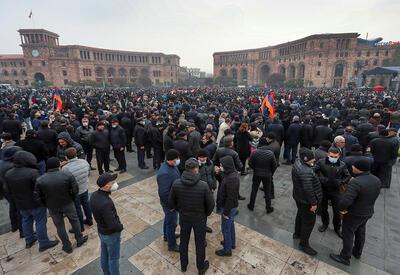 Армения вступила в затяжной и непредсказуемый кризис - профессор МГИМО