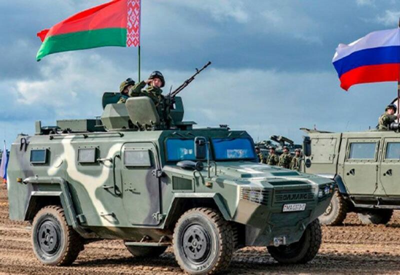 Россия и Беларусь проведут совместные военные учения
