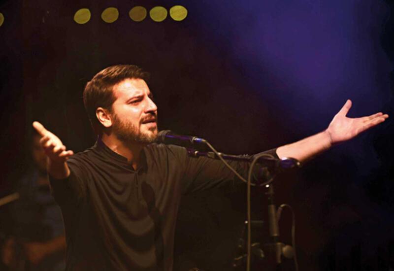 Сами Юсуф представил музыкальную композицию по мотивам газели Насими