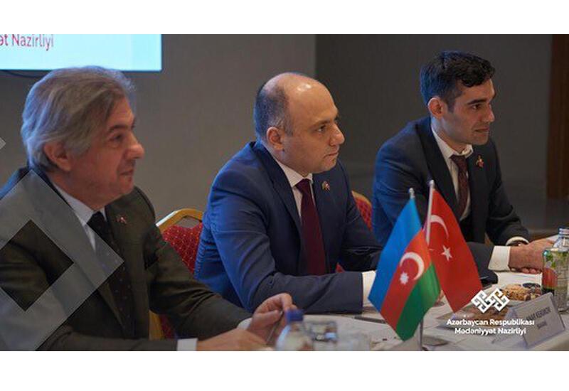 Азербайджан и Турция будут снимать кино и сериалы вместе