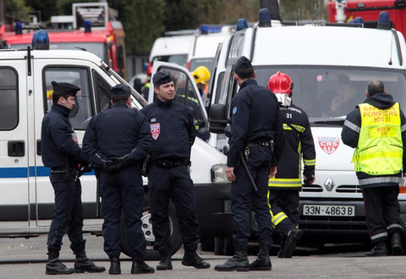Стрельба у больницы в Париже