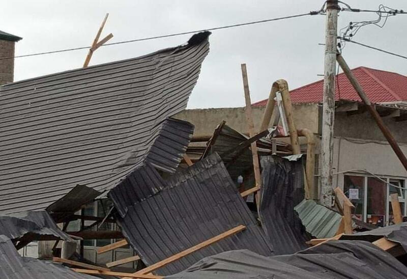В Баку 600 абонентов остались без газа из-за ветра