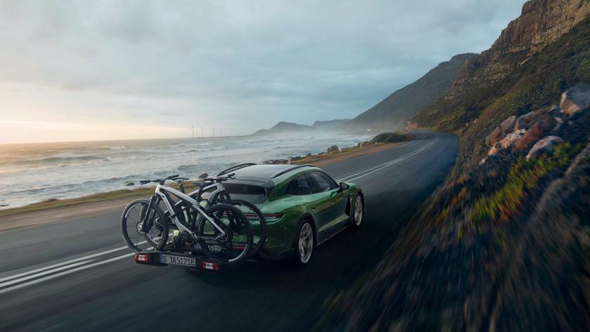 Porsche представила свои первые электровелосипеды