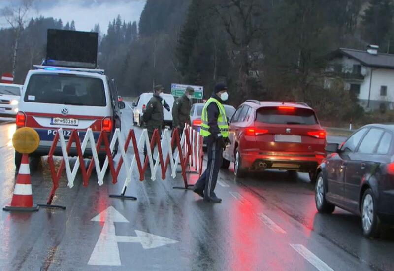 Без теста — никуда: в двух коммунах Австрии ввели ограничения