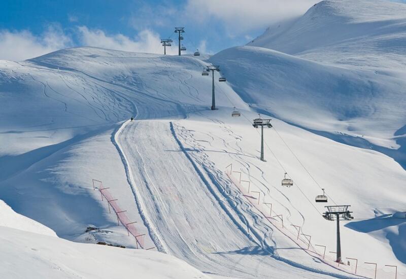 На горнолыжных курортах Грузии заработали канатки