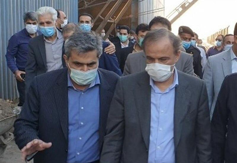 Иранский министр о создании промышленного городка совместно с Азербайджаном