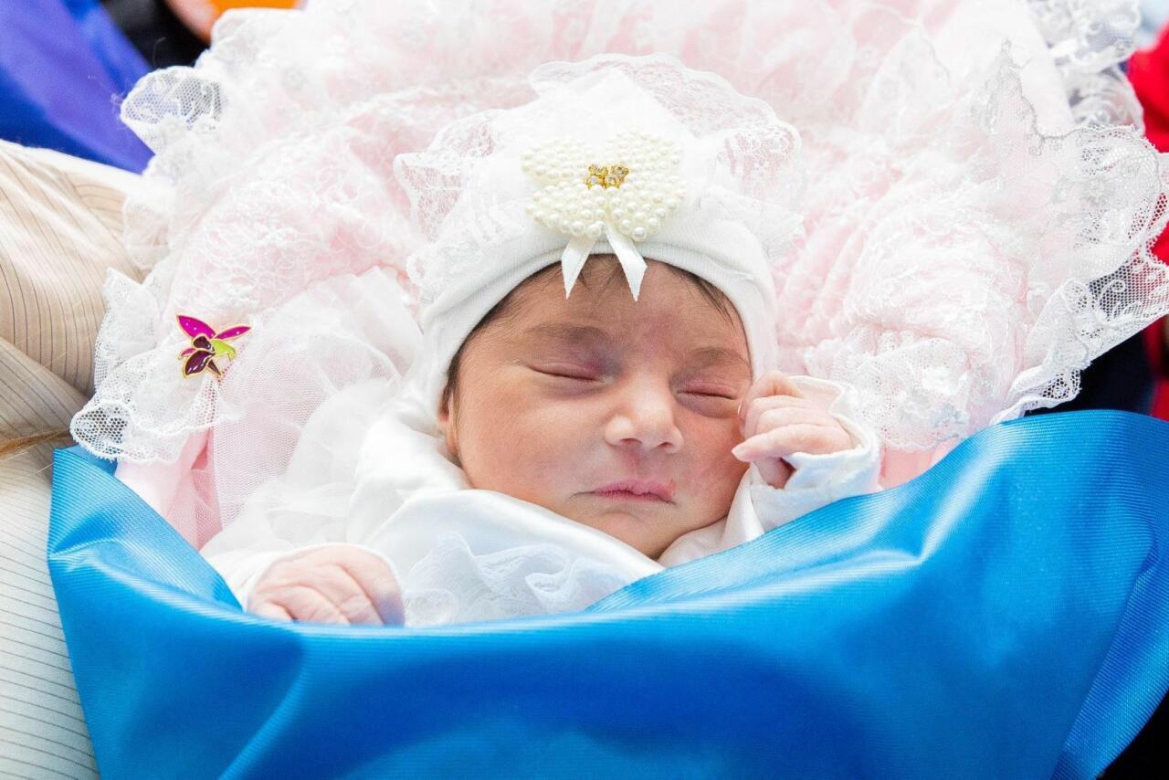 """Фонд """"YAŞAT"""" откроет счет на имя новорожденного ребенка еще одного шехида"""