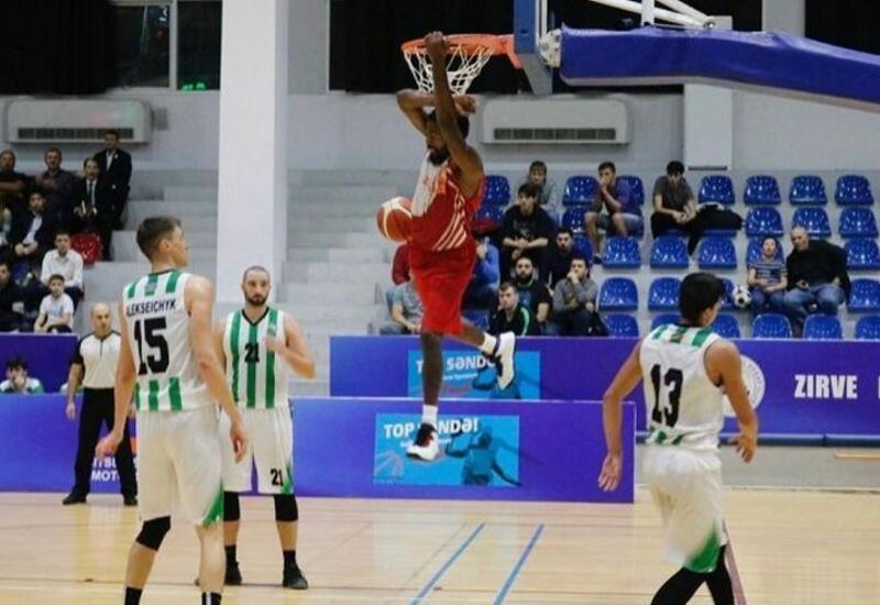 Чемпионат Азербайджана по баскетболу не состоится