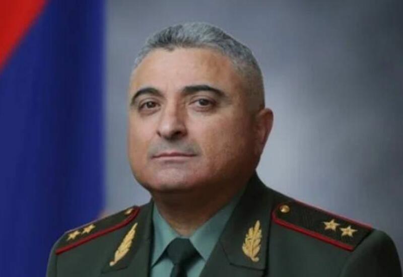 Замначальника Генштаба ВС Армении привлечен в качестве обвиняемого по уголовному делу