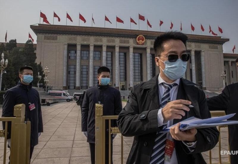 """В Китае ввели """"паспорта здоровья"""" для туристов"""