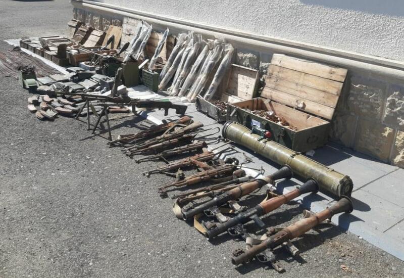В международный розыск объявлены руководители армянских компаний, незаконно перевозивших в Карабах оружие