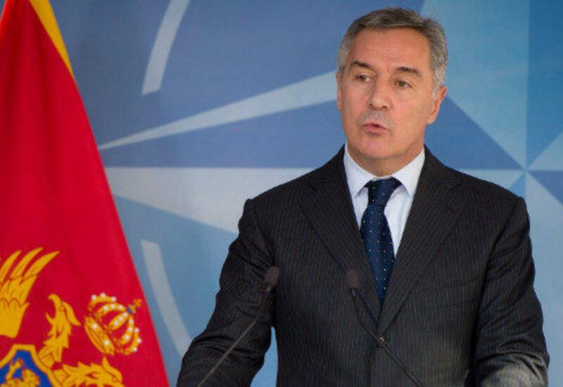 Президент Черногории призвал закрыть границы страны