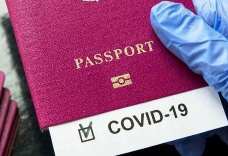 Жители Евросоюза могут получить паспорта вакцинации в мае