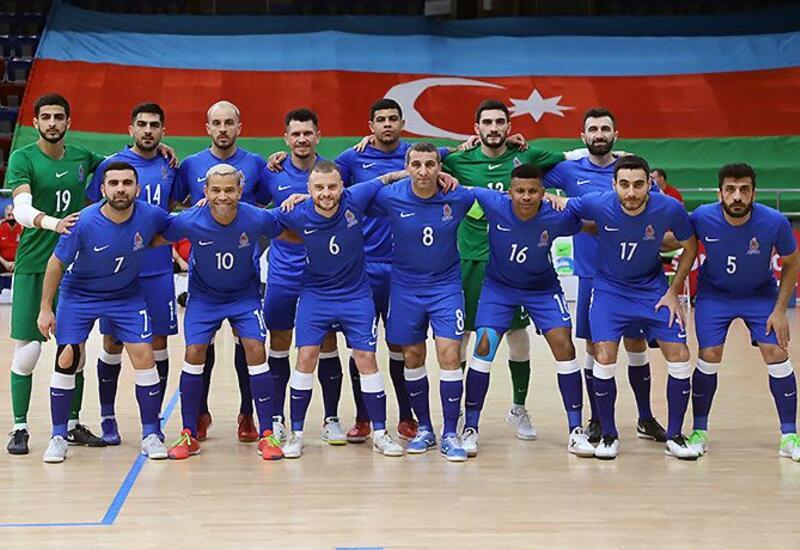 Азербайджан в гостях одержал победу над Молдовой