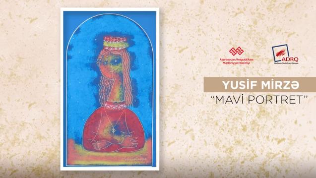 Состоялась онлайн-выставка художественных работ и скульптур Yeddi Gözəl