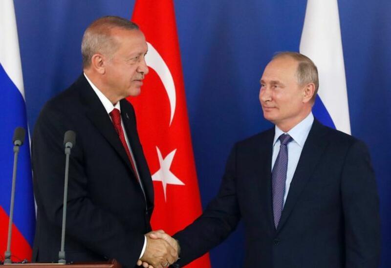 Эрдоган и Путин встретятся в ближайшее время