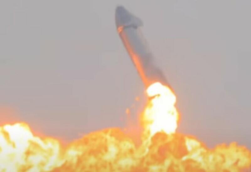 Маск назвал причину взрыва Starship