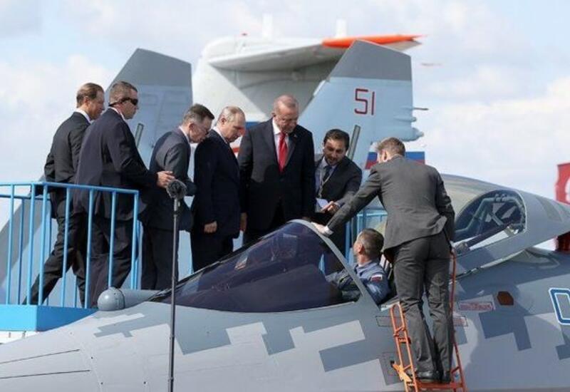 Турция не исключила покупки российских истребителей