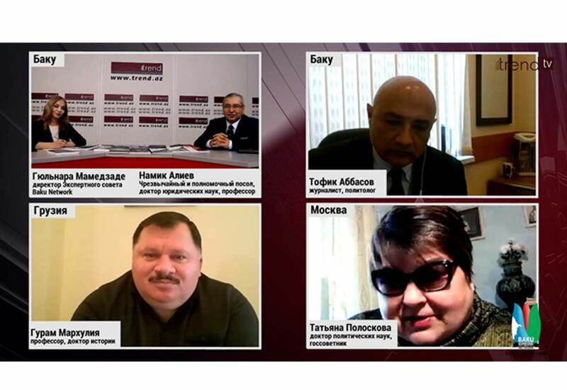 «Встретимся в Карабахе»: на платформе Baku Network состоялась международная конференция с участием зарубежных экспертов
