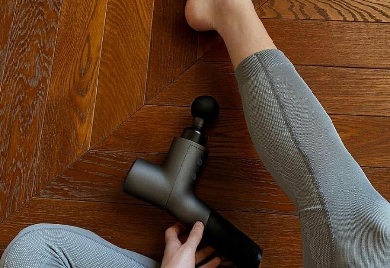 Как снять боль в мышцах после силовой тренировки?