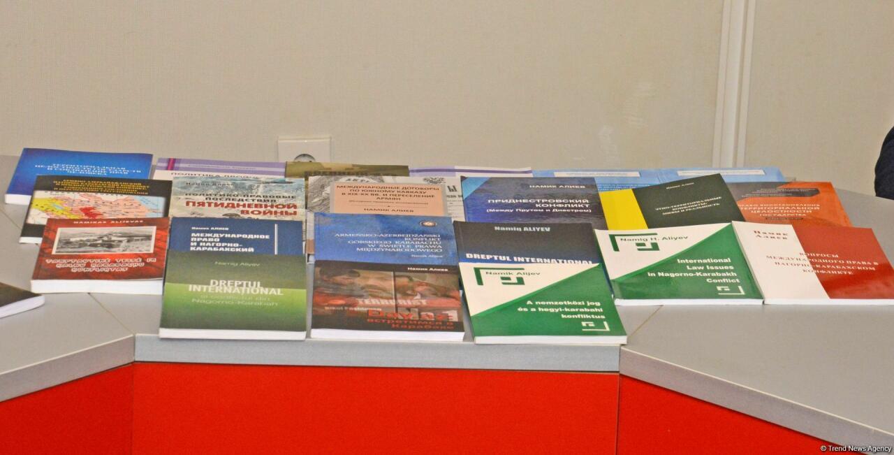 Состоялась презентация книги Намика Алиева «Day.az: встретимся в Карабахе», посвященная памяти Эльхана Алескерова