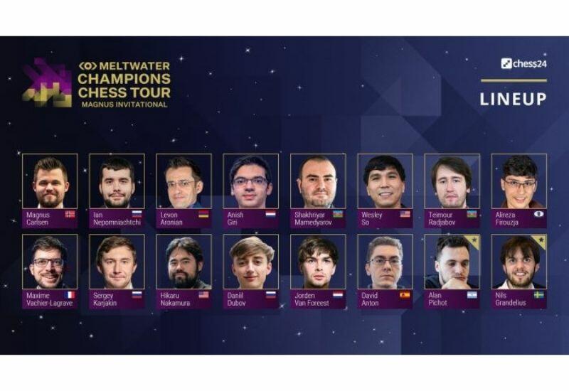 Мамедъяров обыграл Ароняна в Шахматном туре чемпионов