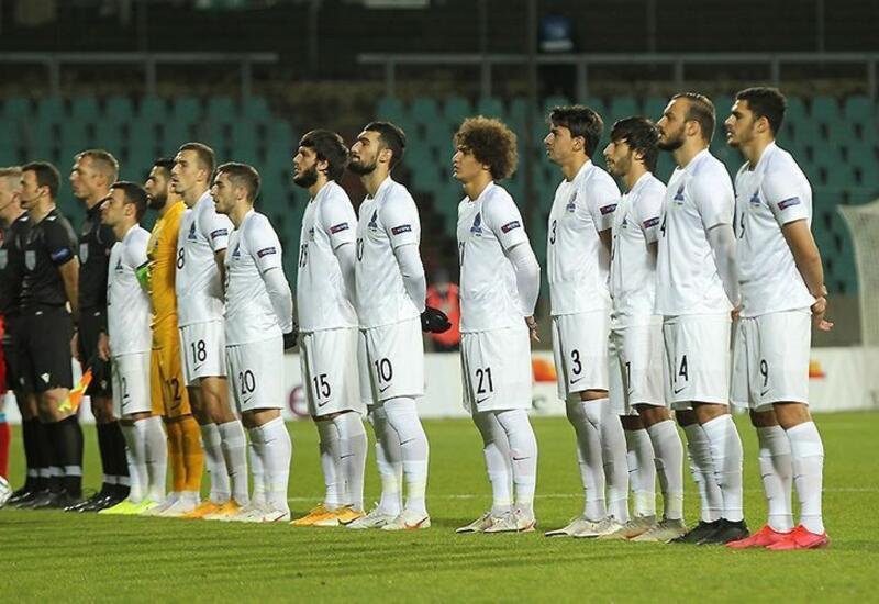 Объявлен состав сборной Азербайджана по футболу